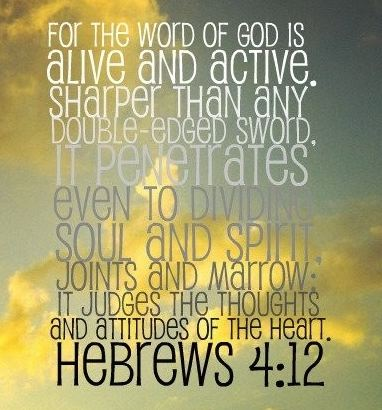 hebrews 4 12